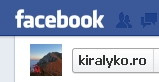 Facebook-on a kiralyko.ro